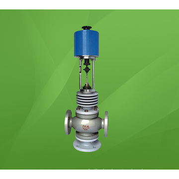 High Temperature Electric Three-Way Diverting Flow Regulating Valve (ZDLX)