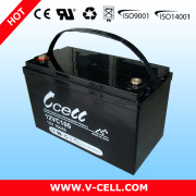 Gel Deep Cycle Battery 12V100ah, UPS Battery, Solar Battery
