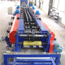 Dukungan Unistrut Strut Channel Cable Tray Forming Machine