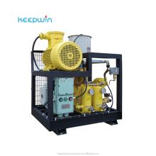 100% Oil free Air Compressor for Hospital Medical Cylinder 10m3 Oxygen Gas Booster Compressor