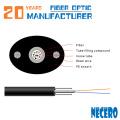 G657a1 lszh cable de bajada de fibra óptica FTTH Lista de precios de GJXFH