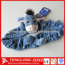 Manufacturer direct sale cheap animal shaped plush computer screen cover