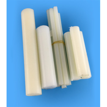 Rod de Nylon cor natural