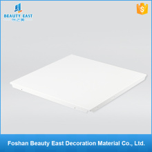 Factory directly durable 4x8 squared ceilings clip-in aluminum ceiling panels