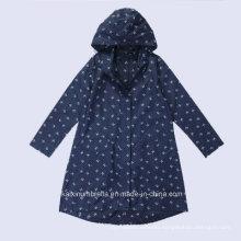 Women Used Top Quality Durable Raincoats
