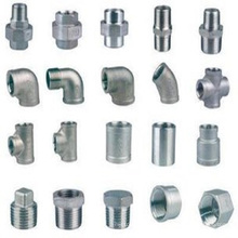 Precision Casting Deep Well Pump Parts (Lost Wax Casting)