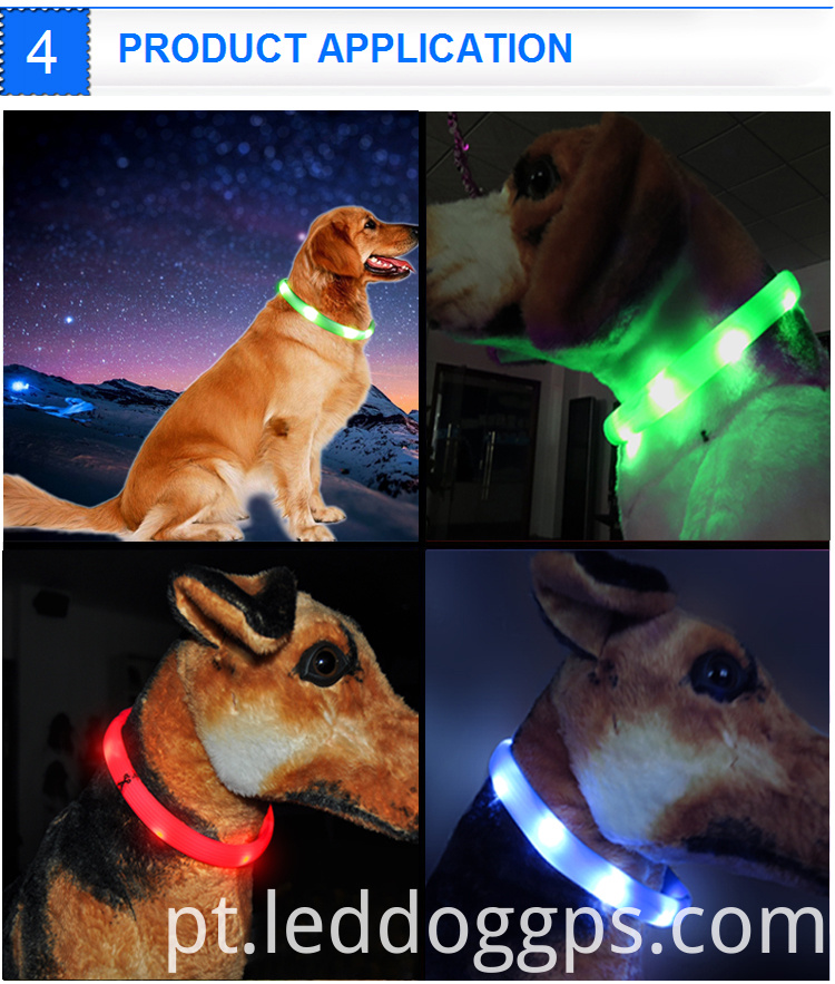 Led Dog Collar Usb