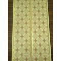 Потолочная панель из ПВХ коричневого цвета