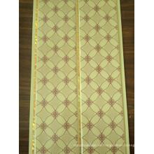Brown-Gesicht PVC-Decken-Verkleidung