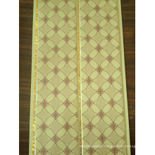 Brown Face PVC Ceiling Panel