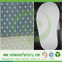 PP Nonwoven Non Slip Slipper Fabric