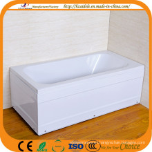 Bathroom Square Simple Bathtub (CL-711)