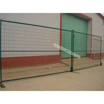 Temporary Wire Mesh Fence - 06