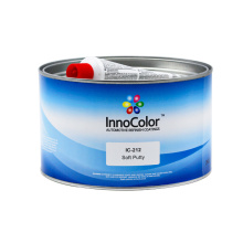Massa macia para reparo de pintura automotiva BPO 2K