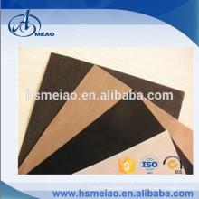 Prix d'usine Teflon Tissu en fibre de verre en fibre de verre revêtu de PTFE