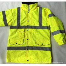 100% Polyester Hi Vis Safety Jackets Meet En, Manufacturer Price