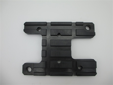 S50C Custom Machining Metal Fabrication Parts with Black Oxide2
