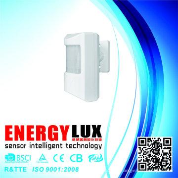 Es-P20 Easy Wall Install Infrared PIR Motion Sensor