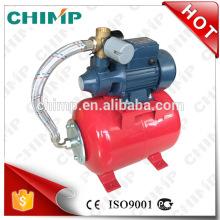 SCHIMP Heißer Verkauf 0,5HP AUQB60100L Heimgebrauch mit Tank automatische QB Wasserpumpe