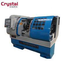 Máquina de torno CNC con controlador Siemens CK6140A