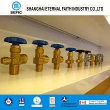 2014 High Pressure Medical Oxygen Cylinder Valve (QF-6A)