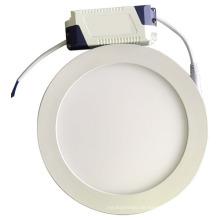 Runde LED-Flachbildschirm-Deckenleuchte, Tageslicht LED-Deckenleuchte 12w