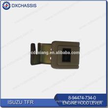 Alavanca genuína da capa do motor do PICKUP de TFR 8-94474-734-0
