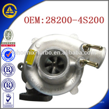 GT17 28200-4S200 turbocharger for Hyundai