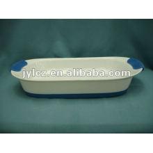 Прямоугольные формы для выпечки с силиконовой ручкой и базы