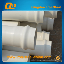 Municipal UPVC Pipes DIN Pn10 (Rubber Ring, socket)