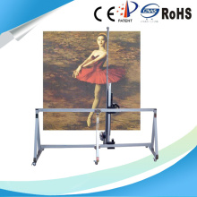 Máy in phun sơn dầu máy tường nghệ thuật