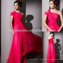 NY-2543 Mujer Sexy Beach vestido de fiesta rojo