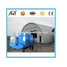 K type ACBM914-610 Super Arch Roof Roll Machine formatrice
