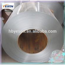 Importação china bens bobina de aço galvanizado