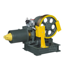 Geared Traction Machine for Elevators (YJ160D)