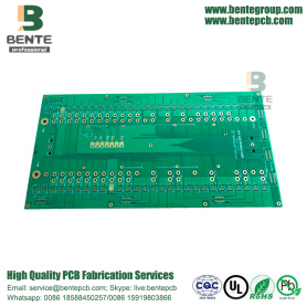 ENIG 2 Layers PCB FR4 Tg135 Thick Copper PCB