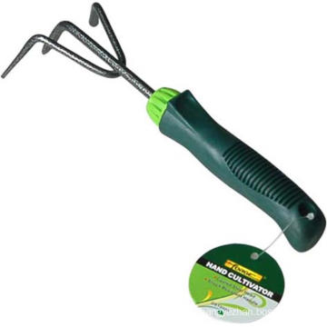 Garden Tools Steel Garden Hand Rake Hand Cultivator