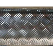 5052 5754 6061 H14 Aluminium Checker Platte für Deck