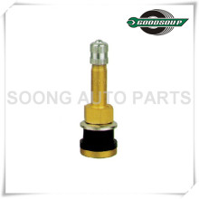 TR500 Brass Tubeless Truck and Bus Tire Valves
