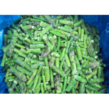 IQF frozen asparagus cut