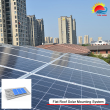 Sistema de montagem solar de montagem de telhado personalizado (NM0482)