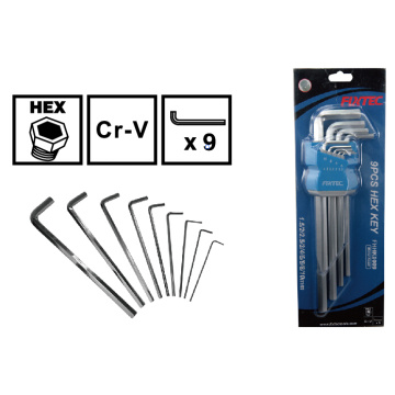 FIXTEC Hex Key Set