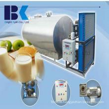 Custom Fresh Milk Processing Equipment