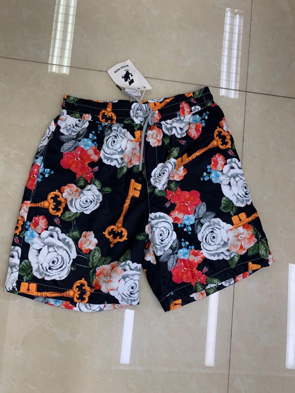 Fashion Print Shorts For Men
