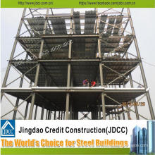 China Jdcc Galvanized Light Steel Structure Multi-Storey Building