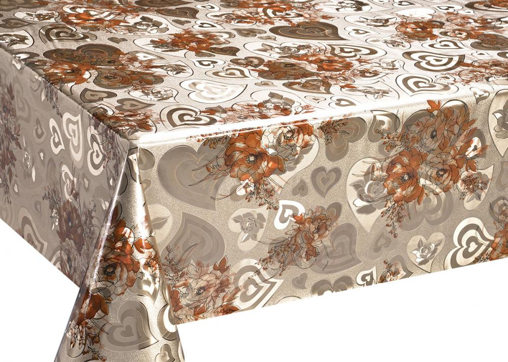 Double Face Coating Tablecloth