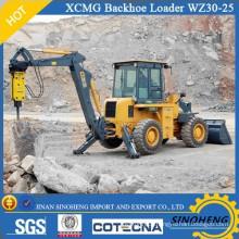 Best Quality XCMG Backhoe Loader for Sale Wz30-25
