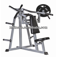 Plate Loaded gym fitness equipment Shoulder Press Bench