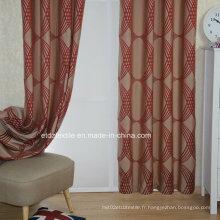 European Popular Color Modern Design simple du rideau