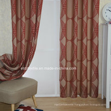 European Popular Color Modern Simple Design of Curtain